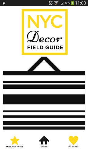 Decor Field Guide: NYC