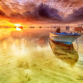 by IDewa ZesmaerthaPrabawatma - Landscapes Sunsets & Sunrises