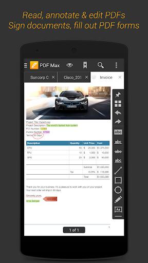 PDF Max 4 - The PDF Expert