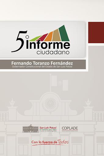 Quinto Informe de Gobierno SLP