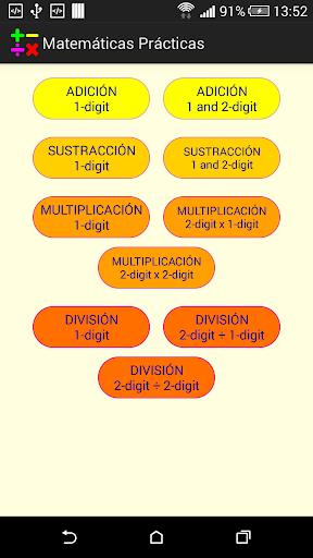 Matemáticas Prácticas