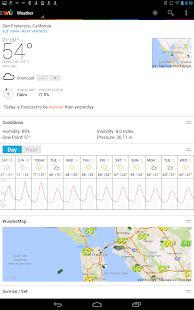Weather Underground Screenshot 24