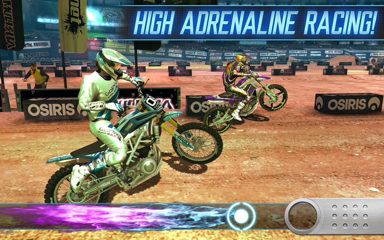 MOTOCROSS MELTDOWN screenshot #11