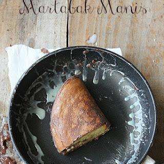Indonesian Martabak Manis Cake.