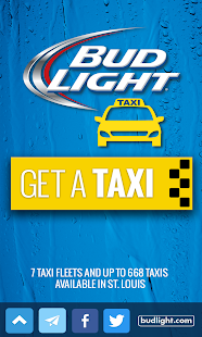 Bud Light Taxi - screenshot thumbnail