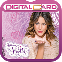 Violetta Digital Card - España icon