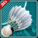 Super Badminton 3D icon
