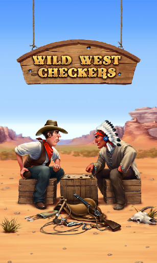 Wild West Checkers Free