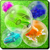 Music Bubbles Game
