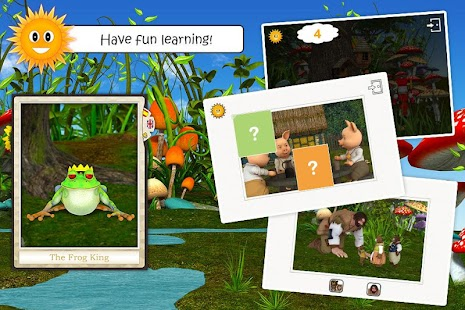 Fairy Tales & Legends for kids- screenshot thumbnail