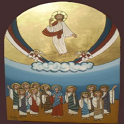 The Feast of the Ascension icon