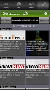 Siena App - screenshot thumbnail