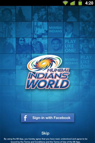 Mumbai Indians - screenshot
