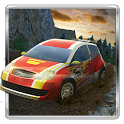 Rally Car Drift Racing 3D icon