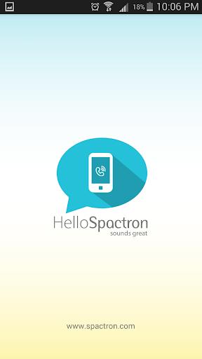Spactron-International calls