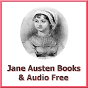 Jane Austen Books & Audio Free icon