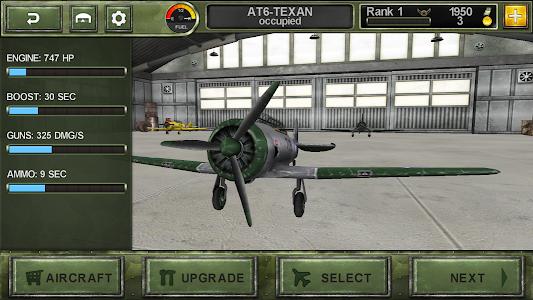 FighterWing 2 Flight Simulator v2.50