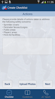 Screenshot of AFL Match Day