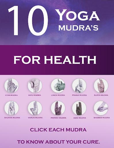 Yoga Mudras Methods Benefits