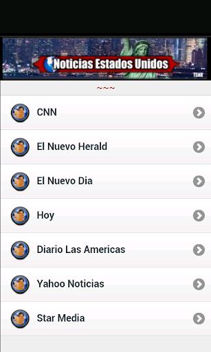 【免費新聞App】Noticias Estados Unidos TSNR-APP點子