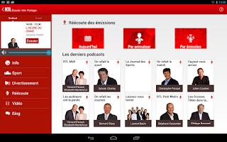 Screenshot of RTL