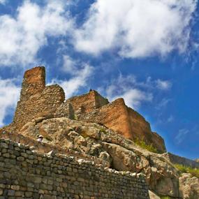 Castle Babak Khorramdin - Kalaybar - Azarbayjan - IRAN by Mahdi Shiasi - Buildings & Architecture Public & Historical ( iran, tower, azarbayejan )