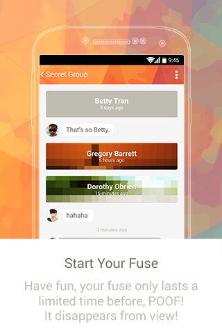 Fuse: Photo  Group  Chat