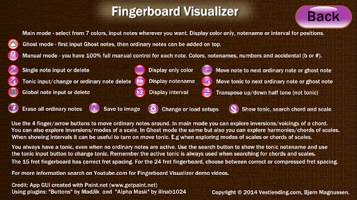 【免費音樂App】Fingerboard Visualizer Trial-APP點子
