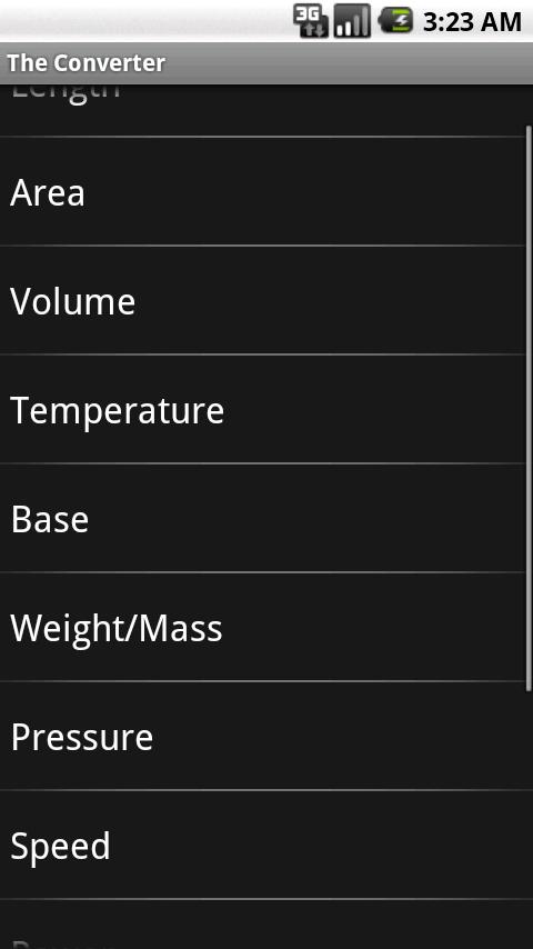 Converter Pro- screenshot