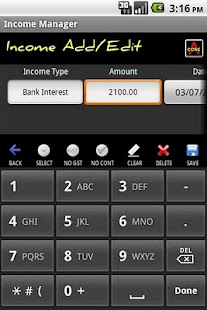 Expense & Tax Manager- screenshot thumbnail