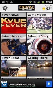KVUE Friday Football Fever - screenshot thumbnail