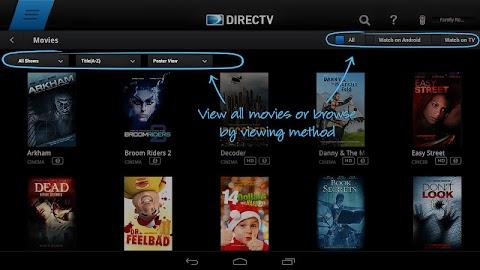 DIRECTV for Tablets Screenshot 13