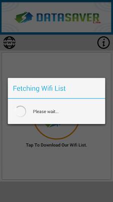 Data Saver + - screenshot