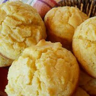 Savory Corn Muffins.