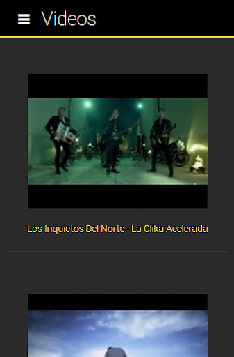 Los Inquietos Del Norte Club