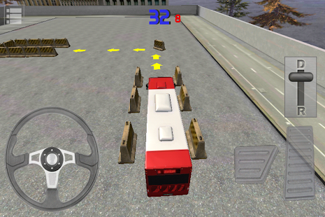 Bus Parking 3D- screenshot thumbnail