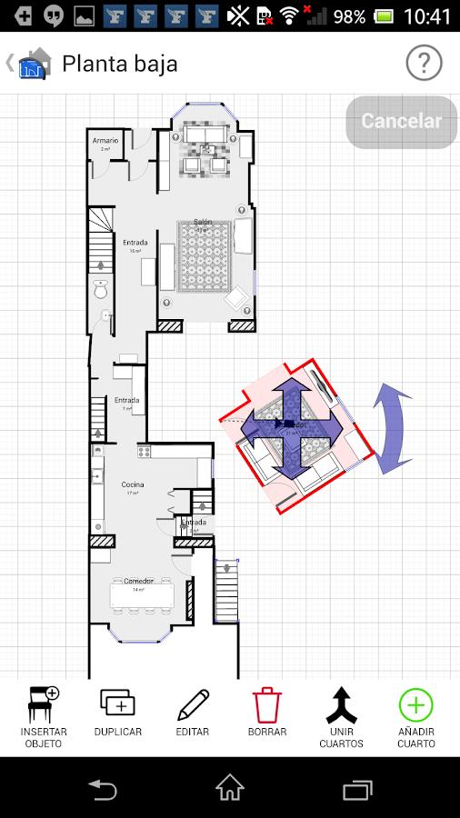 planos de casas app