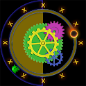 Alien Gear Clock icon