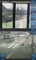 Screenshot of IP Cam Viewer for Maginon cams