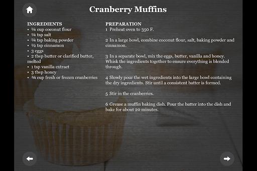 Paleo Diet Cake Pastry recipes