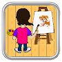 Paint App 4 Kids APK icon