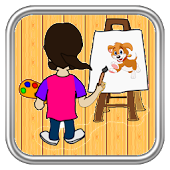 Paint App 4 Kids