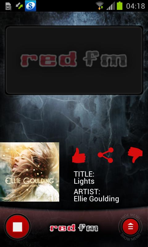 Red FM - Living It - screenshot