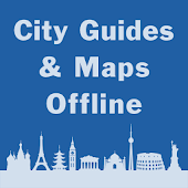 City Guides & Maps Offline