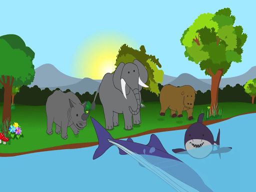 玩免費教育APP|下載动物万岁:音频,视频与事实 (Lite) app不用錢|硬是要APP