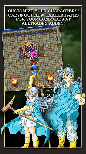 DRAGON QUEST III para Android