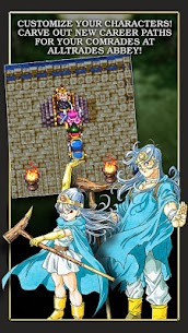 DRAGON QUEST III APK 3