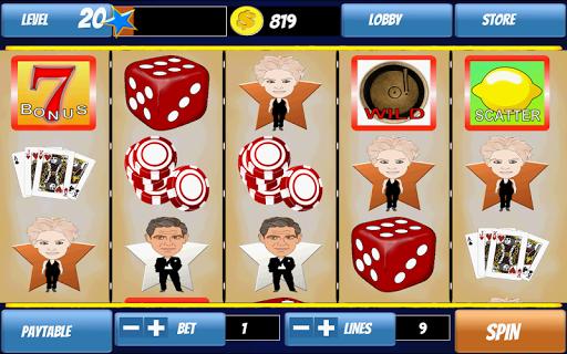 Celebrity Slots - Slot Machine