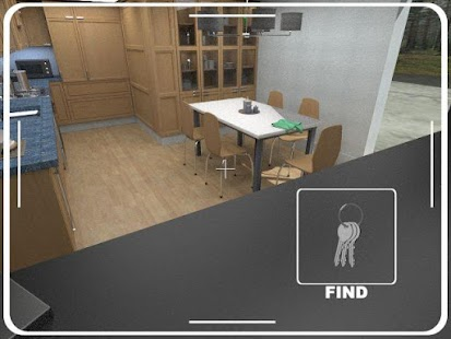 Find The Keys Robot ①