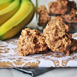 Peanut Butter Banana Breakfast Cookies